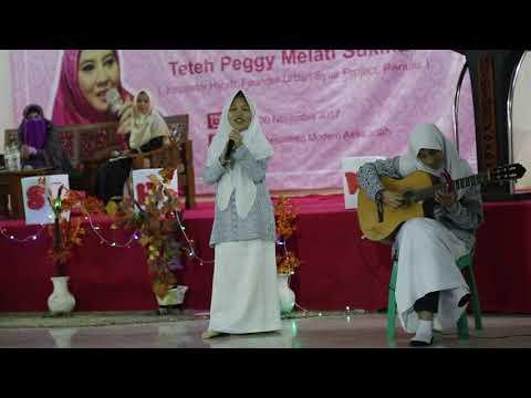 Jereh Bu Guru x Monokrom (TULUS) Cover by Izka ft. Baby Iou