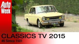 Classics TV 06/2015: Simca 1501