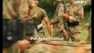 shujat ali khan-tarana in the tribute of pakistan army