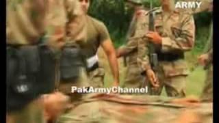 shujat ali khan-tarana in the tribute of pakistan army