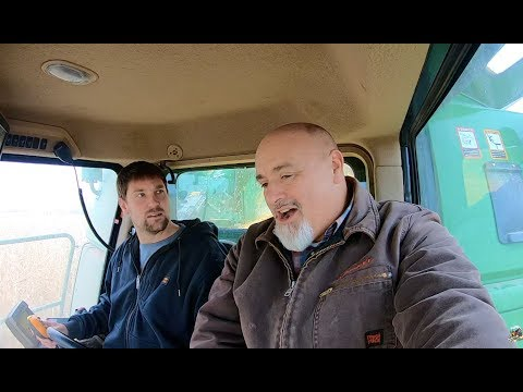 CORN HARVEST with MN Millennial Farmer
