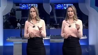 Beatriz Buosi encantadora 17/07/2018.