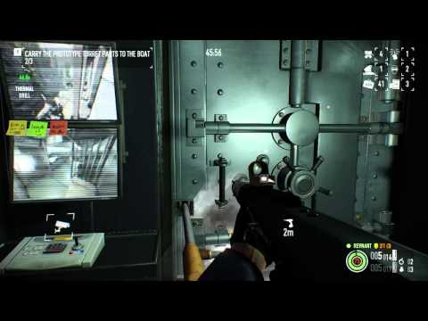 Payday 2 - Train DW  - 1P no bots, stealth, 75 detection