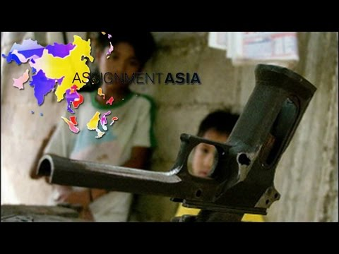 Assignment Asia 02/13/2016 Philippines' illegal firearms