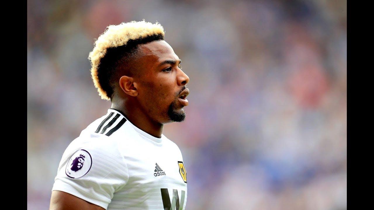 Adama Traore 2018 19 Wolves Crazy Dribbling Skills Speed