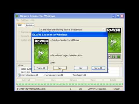 Portable Tools 2 - Dr Web AntiVirus