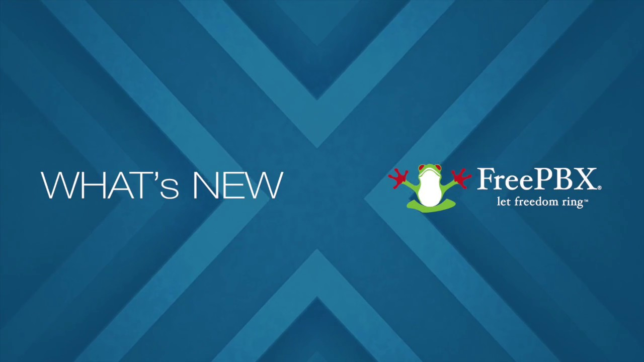New Features Inside FreePBX 15