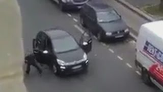 Terrorists on the loose after Paris attack