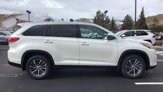 2019 Toyota Highlander Carson City, Reno, Northern Nevada,  Dayton, Lake Tahoe, NV 62966