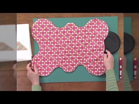 Curved Edge Quilts with Bias Binding | National Quilters Circle