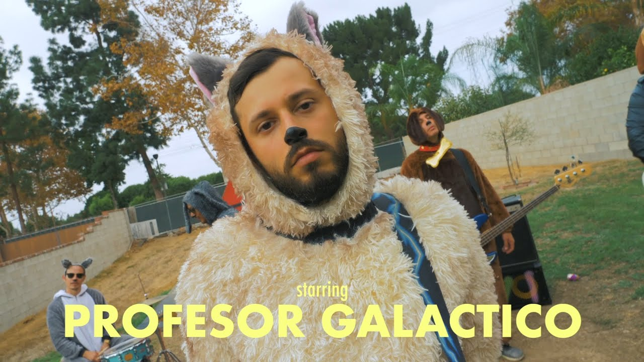 Profesor Galactico - Forgot My Name (Official Music Video)