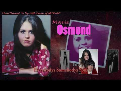 Marie Osmond  Everybody's Somebody's Fool