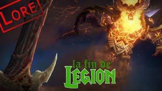 Histoire de la fin de légion