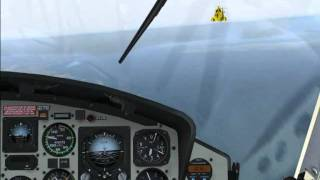LAUSA AEROMED BELL 412 & RAF SEAKING (SAR) TRAINING FLIGHT (IFR)