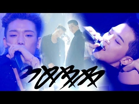 《UNIT Debut》 MOBB(MINO & BOBBY) - FULL HOUSE (붐벼) @인기가요 Inkigayo 20160911