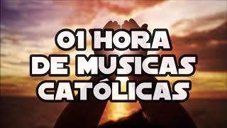 Baixar 01 Hora de Musicas Católicas - Playlist Católica ヅ