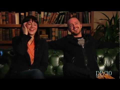 DP/30 @ Sundance: Smashed, actors Mary Elizabeth Winstead and Aaron Paul