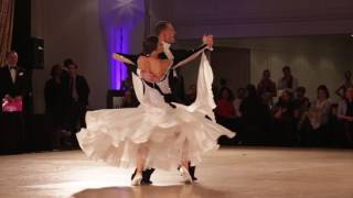 Pro Ballroom Dance On-Igor Mikushov and Ekaterina Romashkina