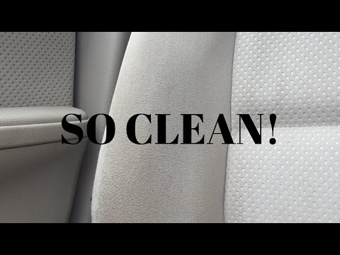How To Clean and Maintain Tan Interior