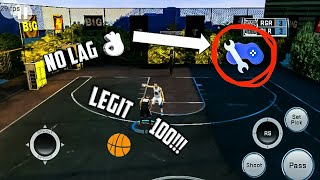 NBA 2K18 ANDROID NO LAG BEST SETTINGS