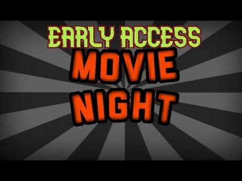Movie Night {EARLY ACCESS} L Full Gameplay L Ft. Owner L ROBLOX (STORY GAME)