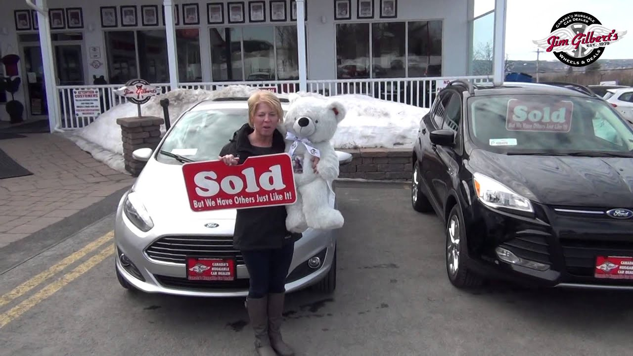 Fredericton Used Cars Wheels and Deals Wendy Yerxa 2014 Ford