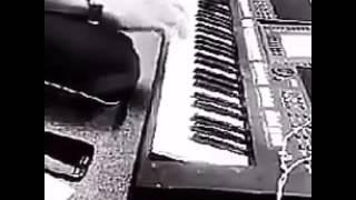 بيانو لما قلبي يدق يدق