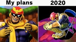 smash bros memes that you can relate to