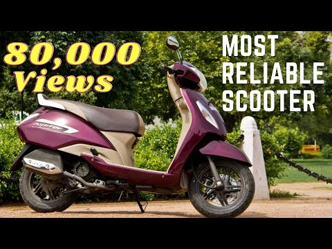 Tvs Jupiter Special Edition Review Youtube