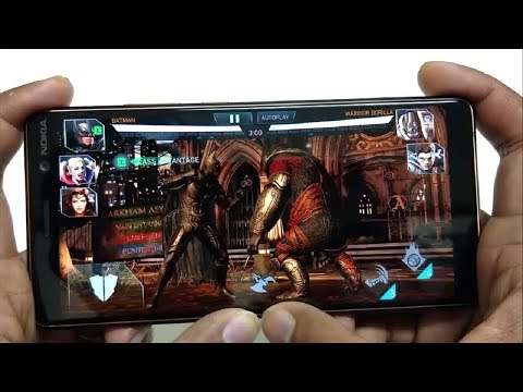 Nokia 7 Plus - Hardcore Gaming Test and Review