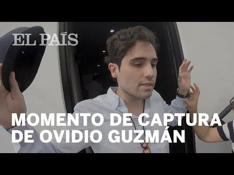 OVIDIO GUZMÁN | Así Capturaron Al Hijo De EL CHAPO En CULIACÁN