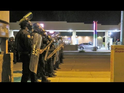 Arizona's Fascist Attempt To Ban Protests