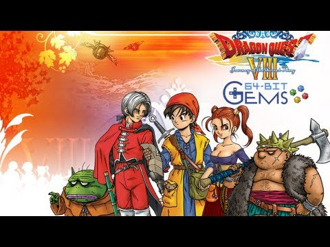 16-Bit Gems - #31: Dragon Quest VIII (PS2) [64-Bit Gems]