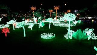 Royal Flora Ratchaphruek - Imagination Light Garden & Music 2012
