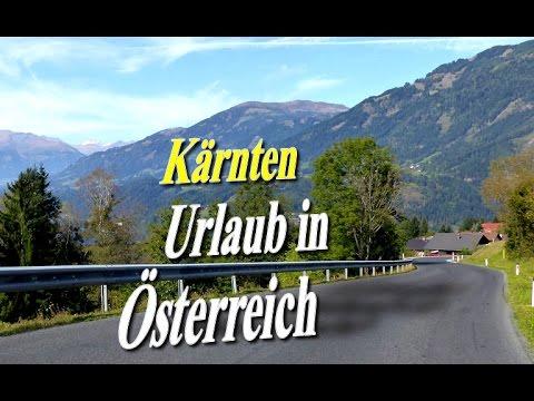 KÄRNTEN Österreich | Hermagor, Nassfeld, Weissensee, Millstätter See, Burg Sommeregg