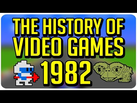 The History of Video Games: 1982