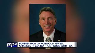 Former UAW VP charged in corruption probe with FCA