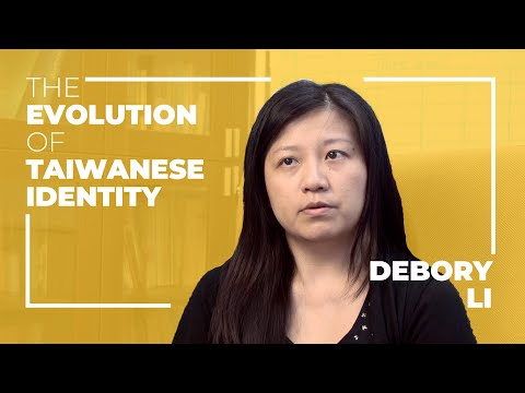 Debory Li: The evolution of Taiwanese identity