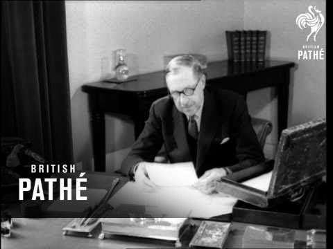 The Chancellor Of The Exchequer (1960)