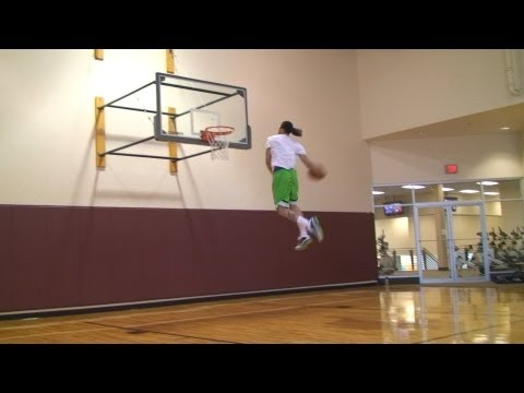 TFB::Dunks:: Kasper BEST WINDMILL in the GAME?! Free Throw Line off Two Feet, Crazy New Dunks!