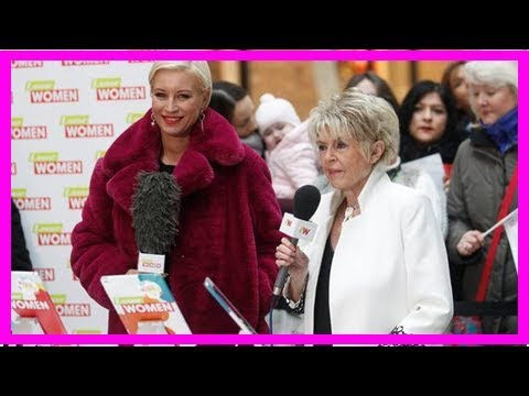 Watch: Loose Women's Gloria Hunniford and Denise Van Outen broadcast live in Belfast