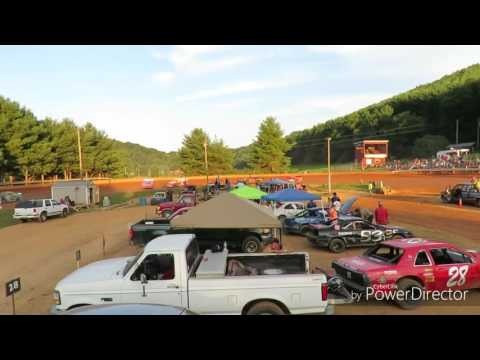 Mountain view speedway boone nc full race 7-23-2016