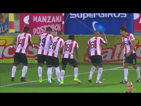 Liga Aguila 2017-II | Fecha 1 Junior 3 - 0 La Equidad | Win Sports