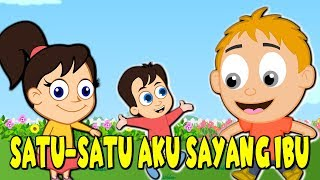 Lagu Anak Indonesia | Satu satu aku sayang ibu | Kumpulan