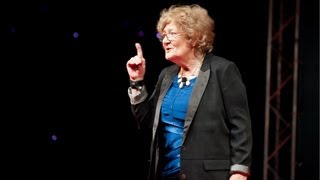 Don't insist on English! - Patricia Ryan