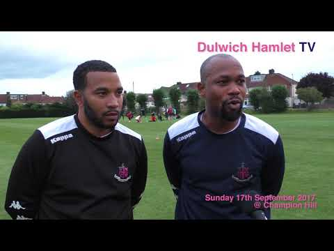 DHFCTV preview Dulwich Hamlet's charity game with a Sierra Leone XI