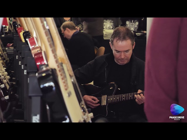 Newmarket Guitar Show (2019) Highlights | Phase Drive Media