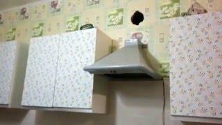 Вытяжка на кухню. часть 1(Хочу представить вытяжку своими руками. Она делается из канализационного угольника диаметром 110 мм, прутка..., 2015-12-27T16:51:15.000Z)
