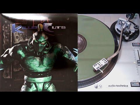 Killer instinct killer cuts - Fulgore edition - vinyl LP collector face A (Iam8bit)