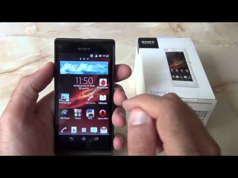 Sony Xperia L. Плюс образцы Видео и фотографий с него / от Арстайл /